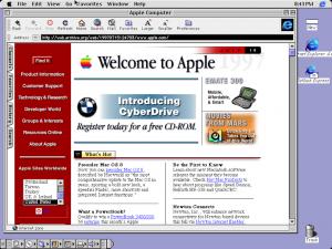 История macOS