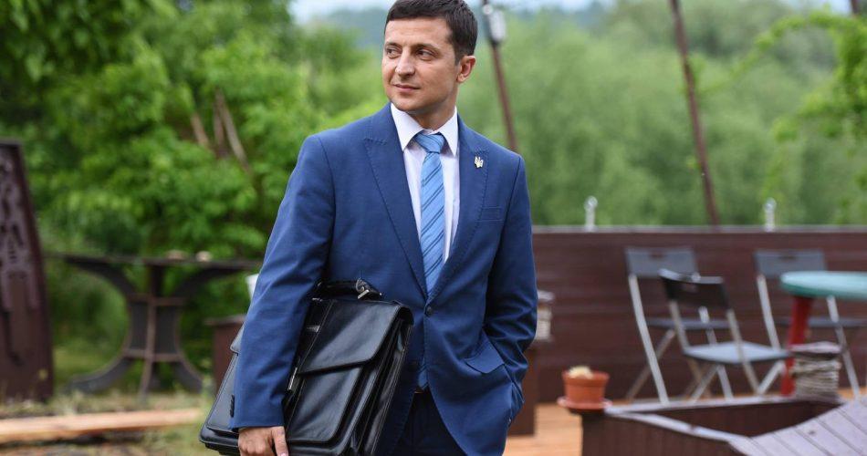 Патенты Владимира Зеленского