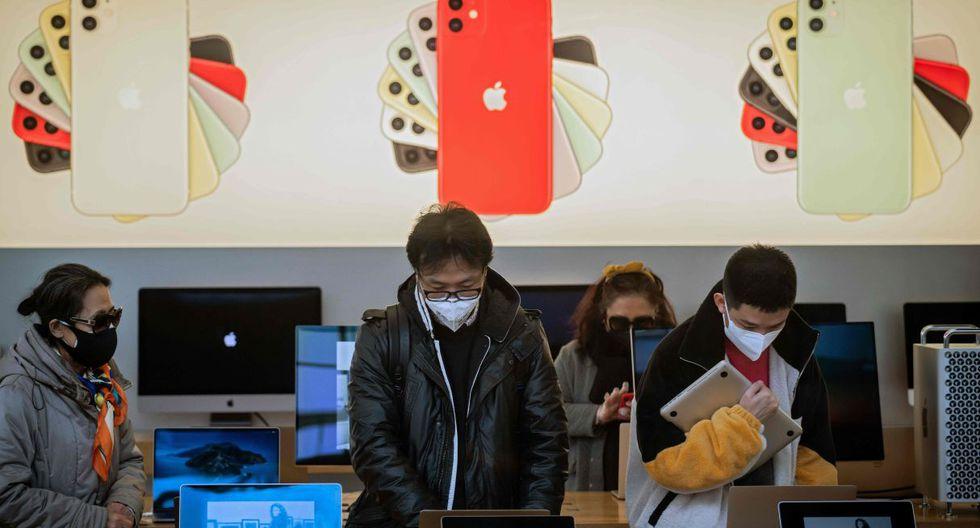 Ремонт компьютерной техники Apple Mac на карантине