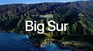Происходжение названия Big Sur macOS