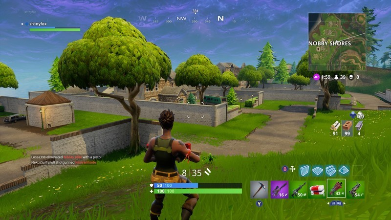 Как играть в Fortnite на Apple Mac