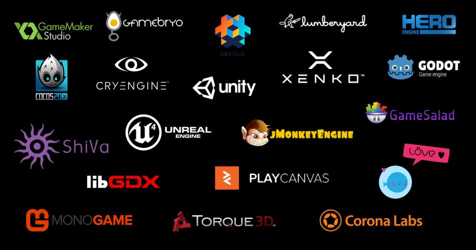 Обзор игровых движков