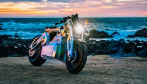 самые интересные электромотоциклы
