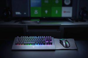 типы и виды компьютерных клавиатур и мышек