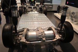 Конструкция электромобиля Тесла