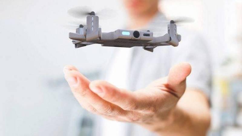 размер, габариты дронов
