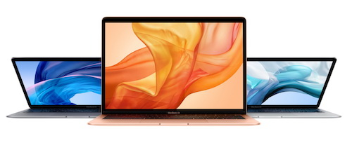 Семейство MacBook Air
