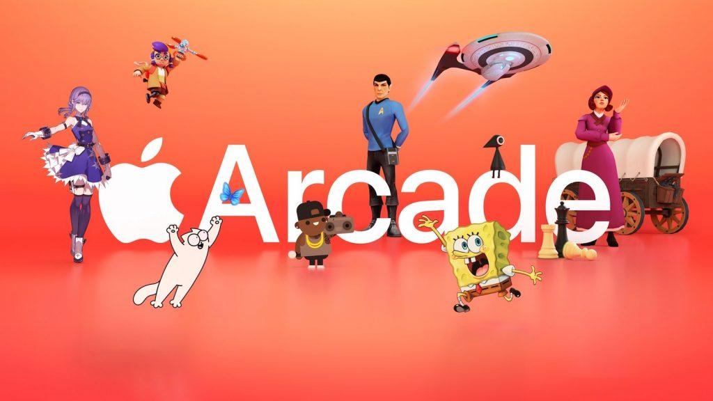 Что такое сервис Apple Arcade