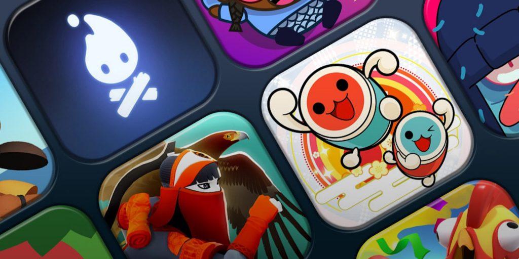 Какие игры есть в Apple Arcade