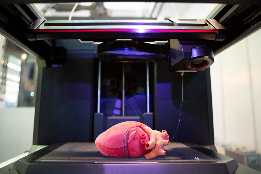 3Д биопринтинг что это
