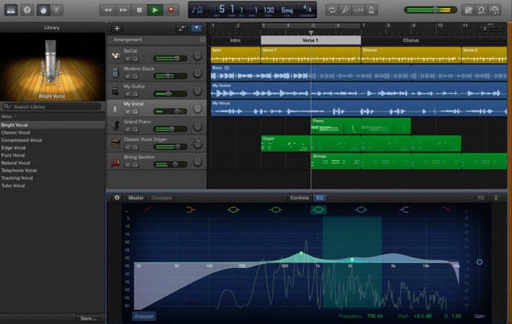 Обработка музыки софт Мак